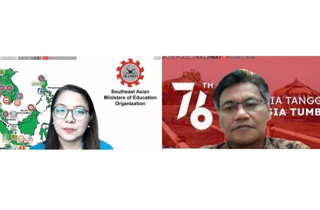 Siaran Pers: Hubungan Dinamis Pedagogi dan Teknologi bagi Pembelajaran Bahasa Asing