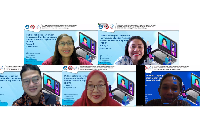 SEAQIL dan Lembaga Bahasa Terkemuka Jaga Mutu Pengajar BIPA